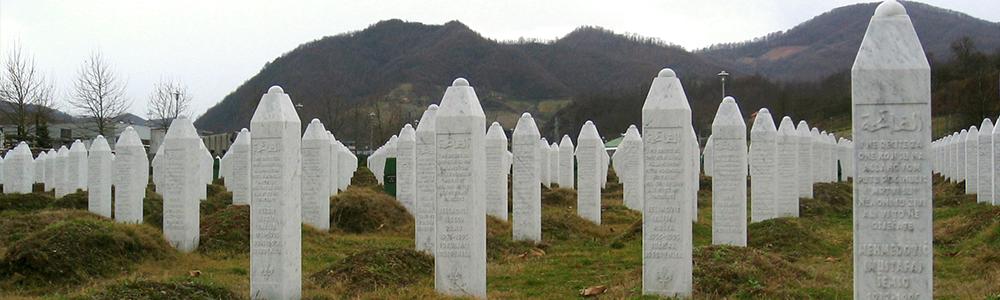 Introductie van de zaak Srebrenica